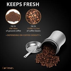 Keeps Coffee Fresh