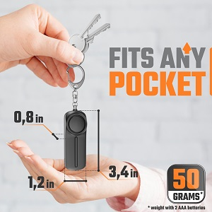 Fits any pocket