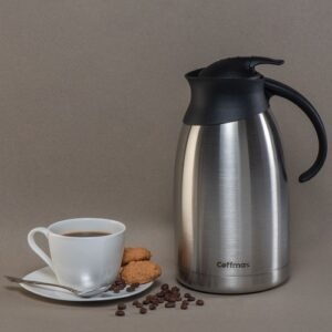 Hot beverage carafe